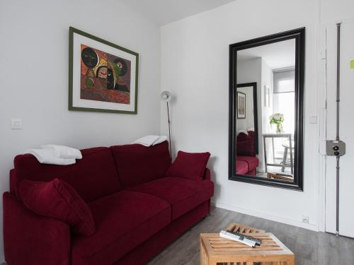 Cozy & design bastille/Marais flat Photo