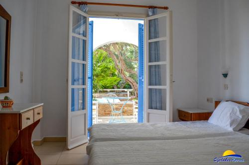 Cyclades Rooms - Antiparos Greece