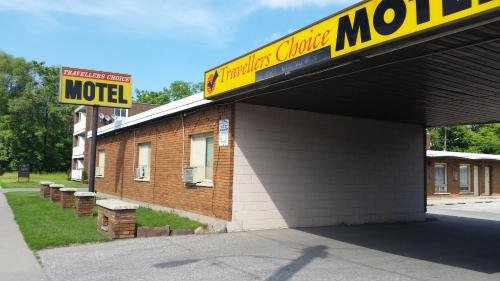 Travellers Choice Motel Photo