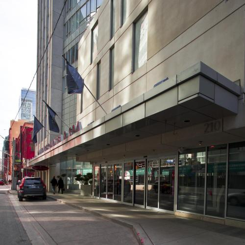 Pantages Hotel Toronto Centre Photo