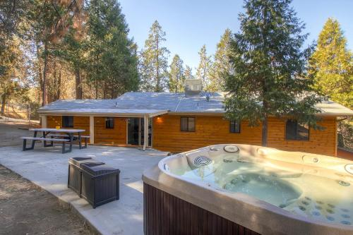 Yosemite's Golden Trout Retreat Photo