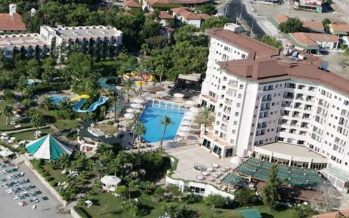 Kemer Elize Beach Resort tatil