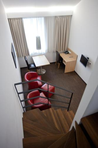 Apart2stay - luxembourg - booking - hébergement