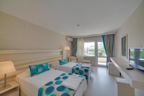 Didim Carpe Mare Beach Resort ulaşım