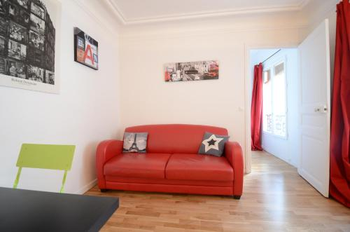 Saint Germain Luxembourg Apartment, Париж