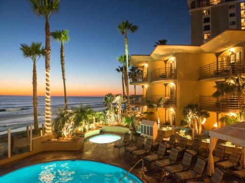 Pacific Terrace Hotel - San Diego, CA 92109