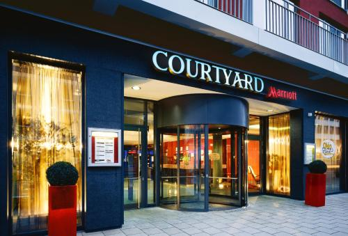 Courtyard by Marriott Munich City Center photo 5