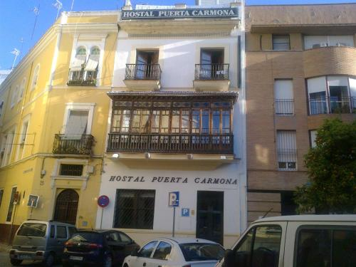 Hostal Puerta Carmona photo 57