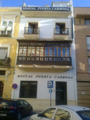 Hostal Puerta Carmona photo 58