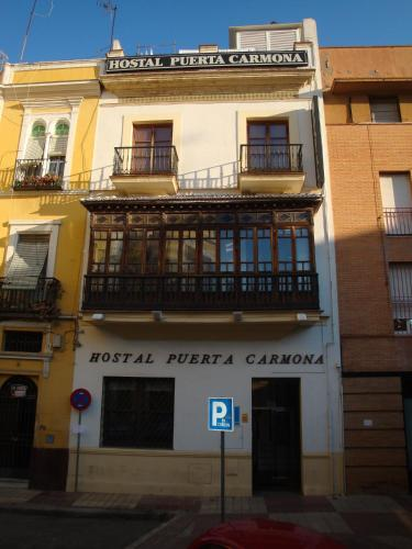Hostal Puerta Carmona photo 64