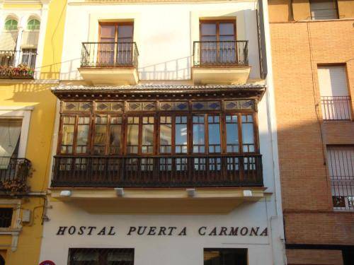 Hostal Puerta Carmona photo 66