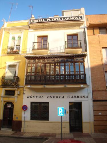Hostal Puerta Carmona photo 67