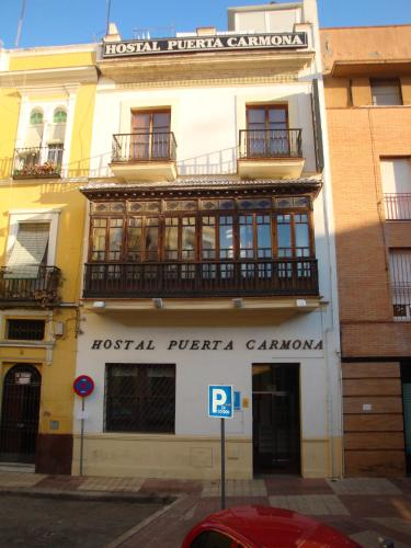 Hostal Puerta Carmona photo 68