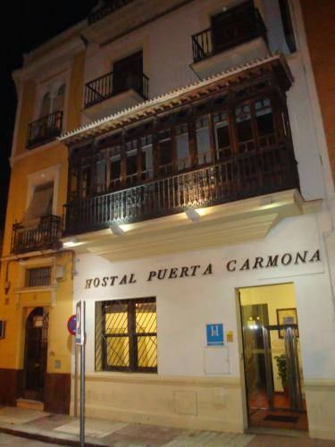 Hostal Puerta Carmona photo 86