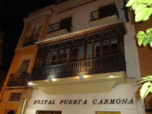 Hostal Puerta Carmona photo 88