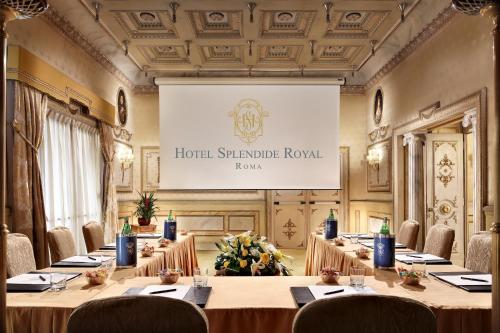 Hotel Splendide Royal - Small Luxury Hotels of the World photo 37