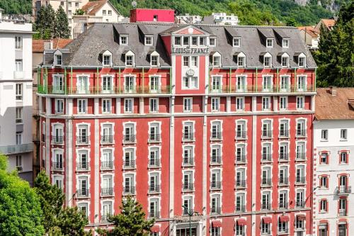 Hôtel Saint Louis de France - lourdes -