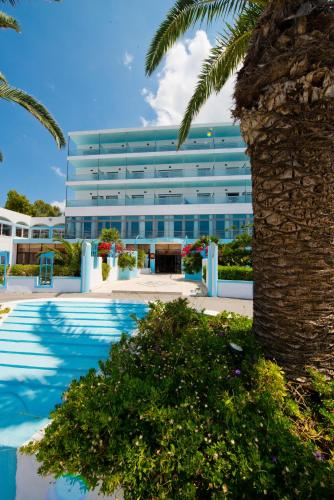 Belair Beach Hotel - Ialyssos Avenue Greece