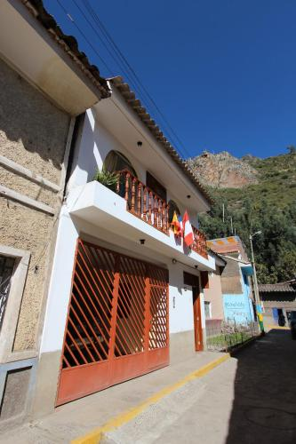 Hostal Restaurante Chavin Turistico Photo