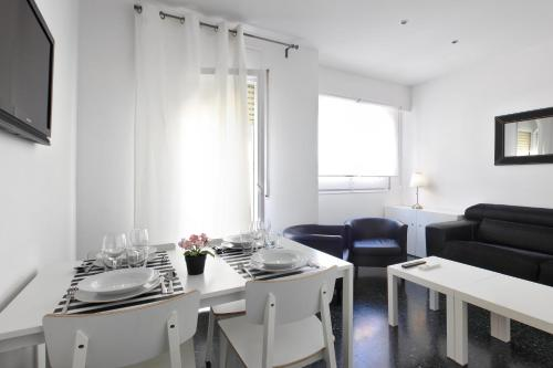 Central Apartments Barcelona Berlines, Барселона