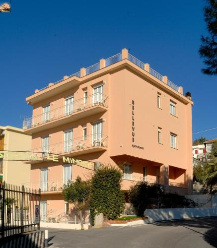 Residence Bellevue Apartments Pietra Ligure