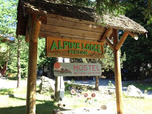 Alpine Lodge Whistler Photo