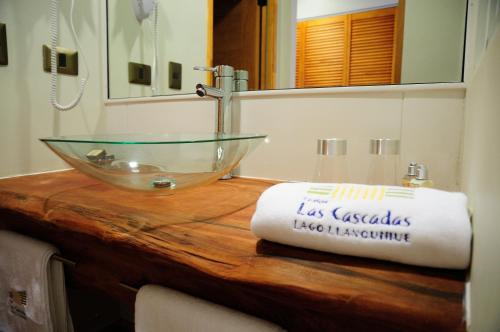 Lodge Las Cascadas Photo