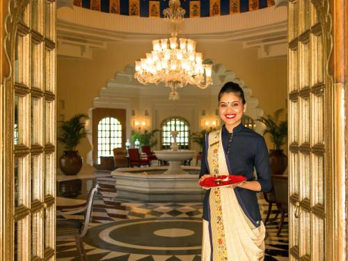 The Oberoi Udaivilas  , Udaipur, India, picture 23
