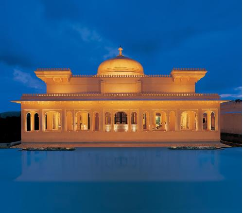The Oberoi Udaivilas  , Udaipur, India, picture 2