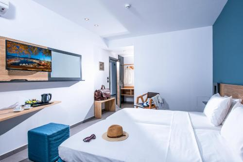 Infinity Blue Boutique Hotel & Spa - Dedalou 9, Limenas Hersonissou Greece