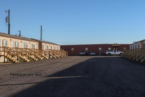 Cuero Oilfield Housing Photo