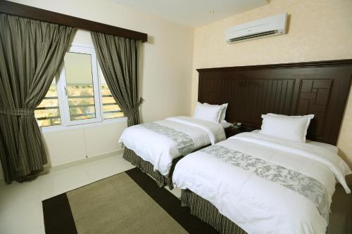 Asfar Hotel Apartments, 马斯喀特