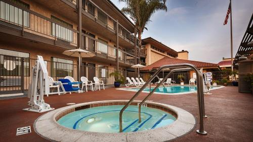 Best Western Plus Executive Inn - Rowland Heights, CA 91748
