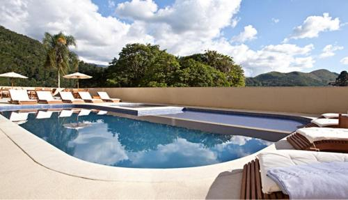 SPA Granja Brasil Resort Photo
