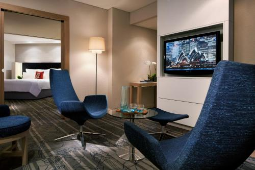Marriott Sydney Harbour