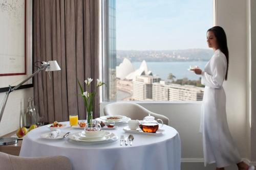 Sydney Harbour Marriott - sydney -