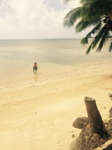 Vacations Beach Fale Photo