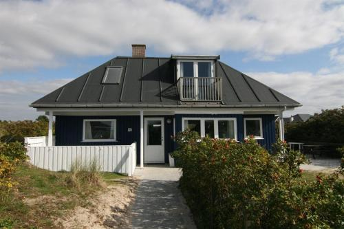 Three-Bedroom Holiday Home Helmvej 05, Fanø Vesterhavsbad