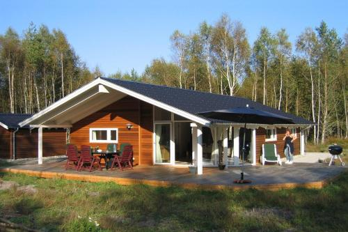 Three-Bedroom Holiday Home Gronningen with a Sauna 06, Østerby