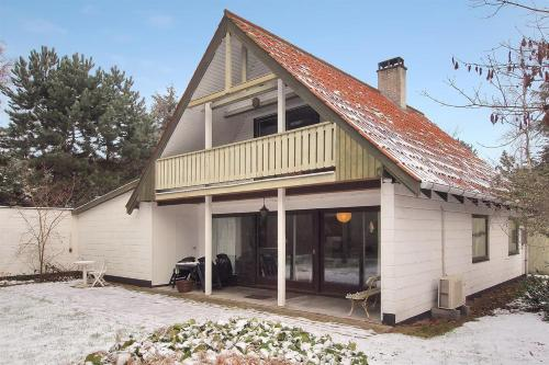 Two-Bedroom Holiday Home Tranevaenget 03, Skaverup