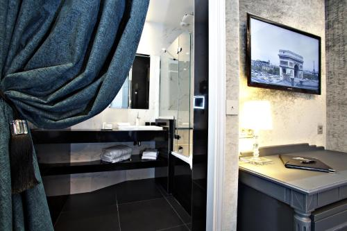 Hotel Champs Elysees Mac Mahon, Paris, Frankreich, picture 17