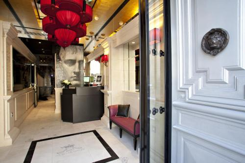Hotel Champs Elysees Mac Mahon, Paris, Frankreich, picture 102