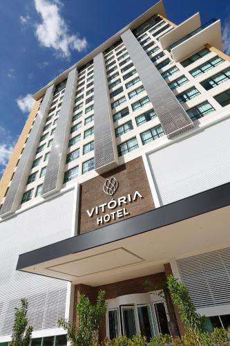 Vitoria Hotel Convention Paulínia Photo