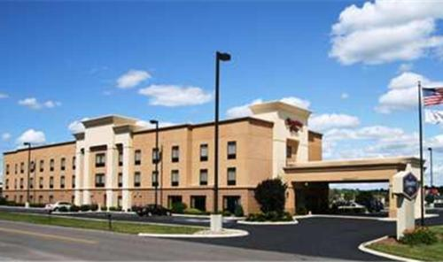 Hampton Inn Clarion Photo