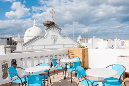 holidays algarve vacations Olhão Stork Hostel