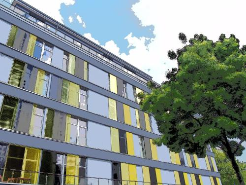 Domapartments Aachen City, Аахен