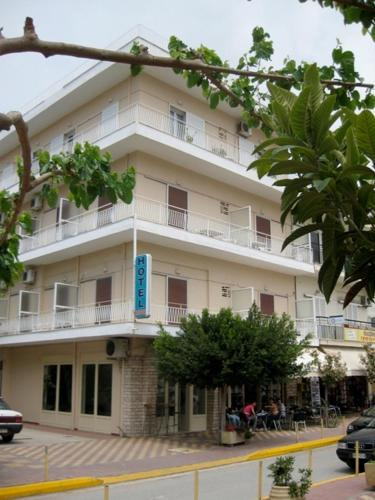Hotel Nestor - 4, Sidirodromikou Stathmou Str Greece