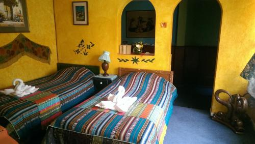 Hotel Quito Guest House Photo