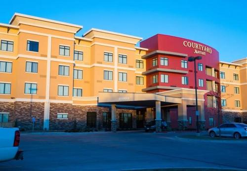 Picture of Courtyard by Marriott Lubbock Downtown/University Area