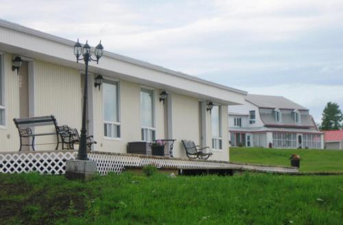 Motel de la Pointe Aux Bouleaux Photo